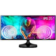 吃鸡欺负人!LG 25UM58-P 25英寸21:9超宽IPS硬屏显示器
