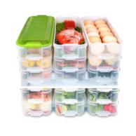 Haixin 冰箱储物收纳保鲜盒
