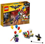 LEGO乐高 70900 蝙蝠侠系列 小丑气球逃脱
