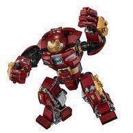 新品发售: LEGO 乐高 超级英雄系列 76104 钢铁侠反浩克装甲