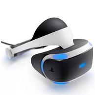 降20美元 Sony 索尼 PlayStation VR 虚拟现实头戴设备