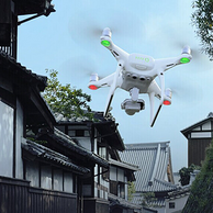 DJI大疆  精灵 Phantom 4 Pro 智能航拍无人机