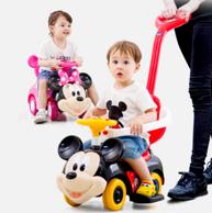 Disney 迪士尼 儿童 多功能助步车
