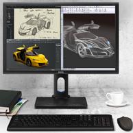 BenQ 明基 27英寸 2K 专业设计显示器 PD2700Q