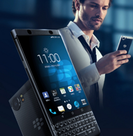 比iphoneX逼格更高!BlackBerry 黑莓 KEYone 全网通 4G+64G 手机