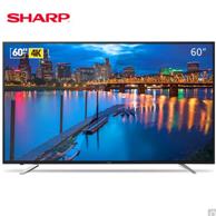 Sharp 夏普 60英寸 4K液晶电视LCD-60SU470A