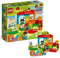 LEGO 乐高 10833 DUPLO 得宝系列 幼儿园