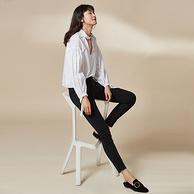 网易严选 女式超弹力修身塑形牛仔裤