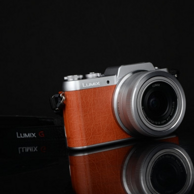 Panasonic 松下 Lumix DC-GF8 微单套机