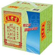 限地区:王老吉 凉茶绿盒装 250ml*12盒*5件