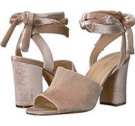 Nine West 玖熙 Blesington 女士坡跟凉鞋