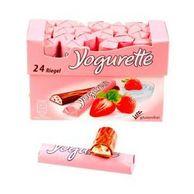 FERRERO ROCHER 费列罗 草莓酸奶巧克力棒 24条 300g
