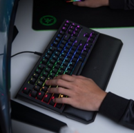 Razer 雷蛇 黑寡妇蜘蛛 幻彩版V2 机械键盘