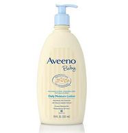Aveeno 嬰兒天然燕麥保濕乳液無香型 532ml*4瓶
