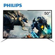PHILIPS 飞利浦 50PUF6192/T3 4K液晶电视机 50英寸