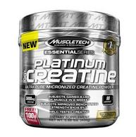 Muscletech 肌肉科技 白金纯肌酸 400g*2罐