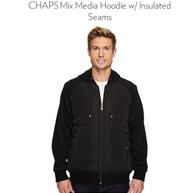 美国 Chaps 男士 连帽休闲夹克