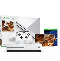 Microsoft 微软Xbox One S 1TB 无冬OL限量版