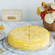 幸福西饼 榴莲千层蛋糕 900g