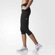 神价团购否?adidas 阿迪达斯 Capri 女士7分紧身裤