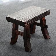 进口松木 福瑞福 榫卯工艺 小板凳