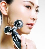身体各处适用,ReFa CARAT PEC-L1706 铂金电子滚轮美容仪