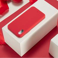 网易严选 液态硅胶 iPhone手机壳