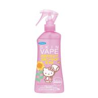 已截单!34波团购!婴儿可用!日本VAPE蜜桃味驱蚊喷雾200ml