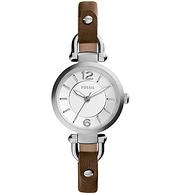 小巧纤细,FOSSIL 化石 Georgia ES3862 女款时装腕表
