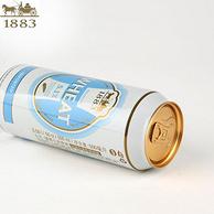 德国进口 德博 1883小麦啤酒500ml*24听