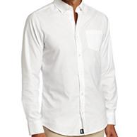 亚马逊最畅销!Lee Uniforms 男士 长袖 牛津衬衫