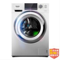 Panasonic 松下 10kg 变频滚筒洗衣机XQG100-E1L2T