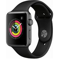 Apple 苹果 Apple Watch Series 3 智能手表 GPS款 42mm 太空灰合金表盘运动表带