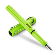 LAMY 凌美 safari 狩猎者 F尖钢笔 绿色