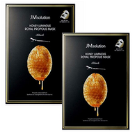 JM solution 水光蜂蜜面膜 10片*2盒装