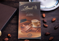 德国进口:Lindt 瑞士莲 100g*13件 特醇摩卡味黑巧克力