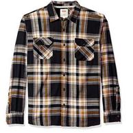 限S码:Levi's 李维斯 男士 纯棉格子衬衫