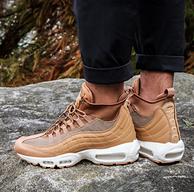 多款新色!缺货王,Nike Air Max 95 SneakerBoot 男士运动鞋
