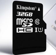 Kingston 金士顿 32G Class10 TF储存卡