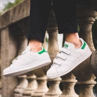 adidas 阿迪达斯 Stan Smith 情侣款 板鞋S75187