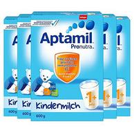 Aptamil 愛他美 嬰幼兒奶粉 1+段(1-2歲) 600g*5盒