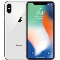 Apple 苹果 iPhone X 64GB 银色 全网通 智能手机A1865