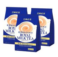 日东红茶 皇家奶茶 原味 10条装*3袋