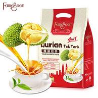 马来西亚进口:名馨 榴莲拉式速溶奶茶 20g*24条