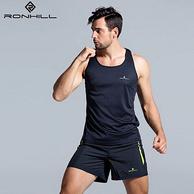 英国原产:Ronhil 男士 专业级 跑步健身 速干背心