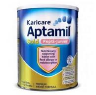 适合凑单:Aptamil 爱他美 深度水解防过敏奶粉 0-12个月 450g