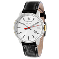 COACH 蔻驰 BLEECKER系列 14601521 男士时装腕表