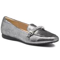 KARL LAGERFELD Quigley Metallic 女士平底鞋