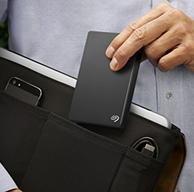 SEAGATE Backup Plus 4TB 便携式外置硬盘 黑色 STDR4000100