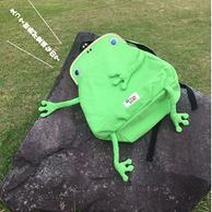 乐天排名第一位!gym master flukefrog 青蛙双肩背包